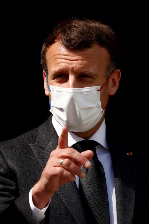 FRANCE - HEALTH - VIRUS - POLITICS